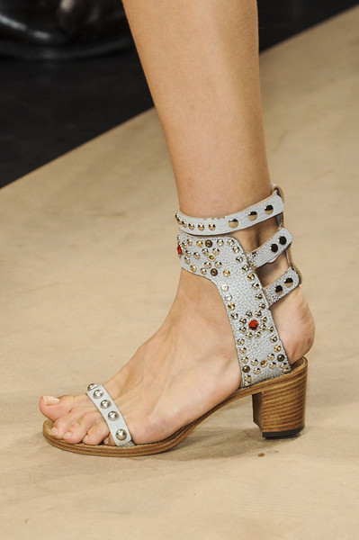 Isabel Marant at Paris Spring 2013 (Details)