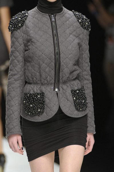 Issa at London Fall 2010 (Details)
