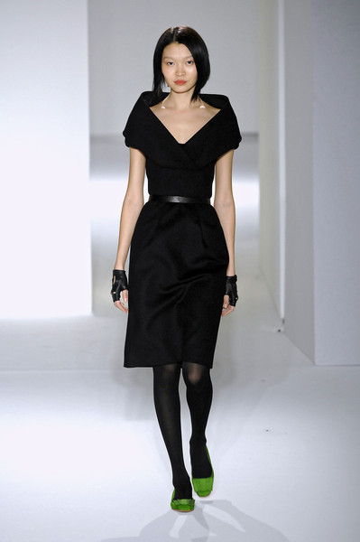 Jasper Conran at London Fall 2008