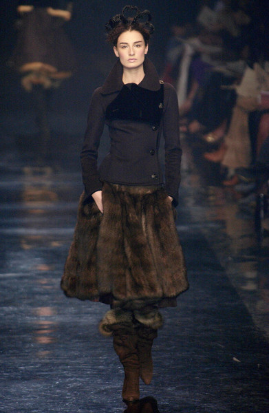 Jean Paul Gaultier Fall 2005