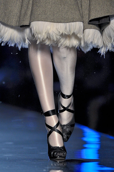 Jean Paul Gaultier Fall 2011 - Details