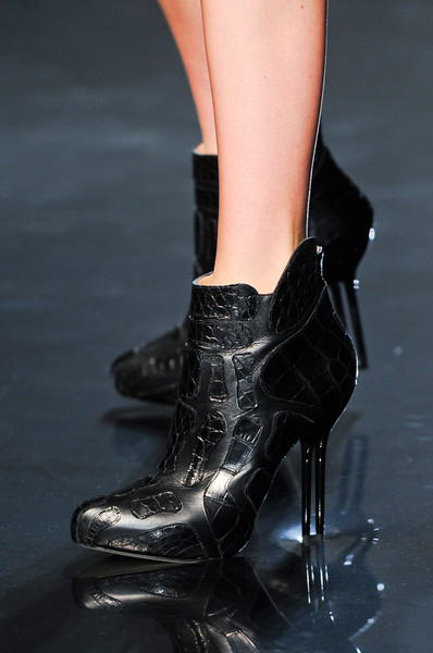 Jean Paul Gaultier Fall 2012 - Details
