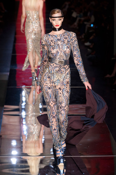 Couture Fall 2012, Jean Paul Gaultier