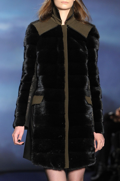 Jen Kao at New York Fall 2012 (Details)