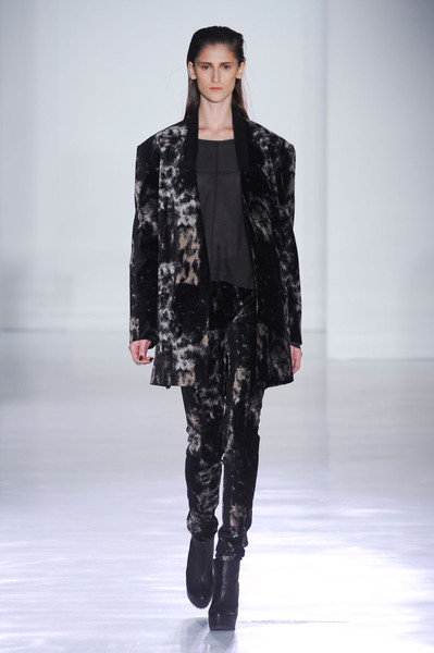 Jeremy Laing at New York Fall 2012