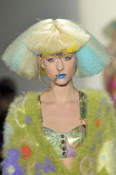 Jeremy Scott Fall 2012 - Details