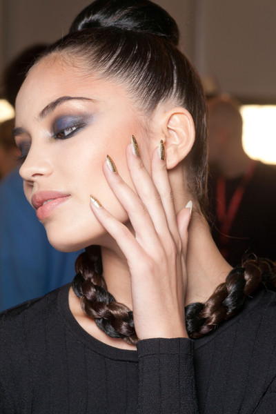 Best Spring 2013 Runway Nails - Jeremy Scott