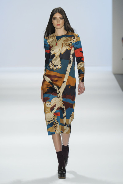 York Fashion Stores Online on Jill Stuart At New York Fashion Week Fall 2011   Stylebistro