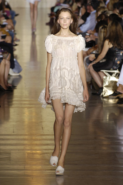 Jill Stuart at New York Spring 2006