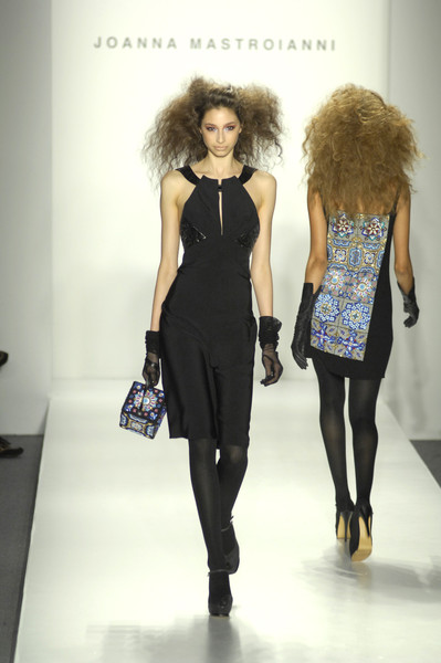 Joanna Mastroianni at New York Fall 2008