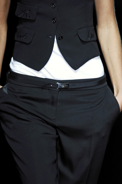 John Richmond Spring 2007 - Details