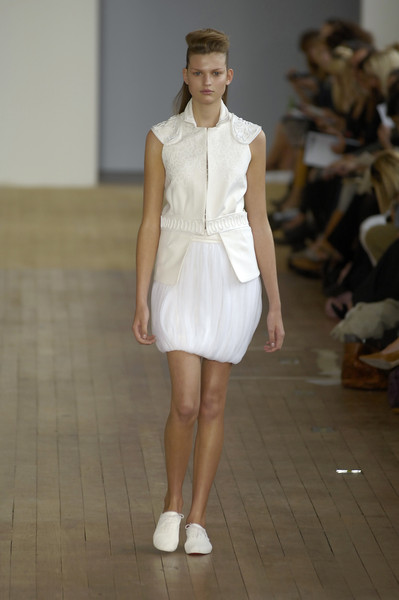 Jonathan Saunders at London Spring 2007