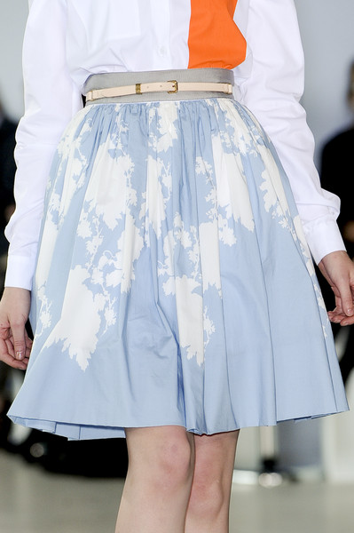Jonathan Saunders at London Spring 2011 (Details)