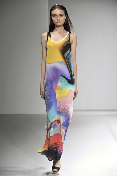 Josh Goot at London Spring 2009