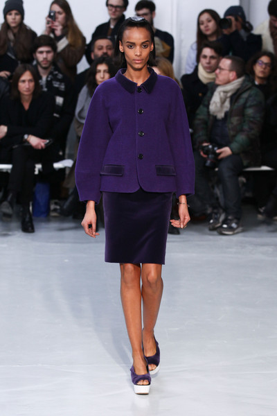 Julien David at Paris Fall 2013
