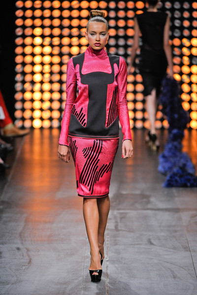 Julien Fournie Fall 2012