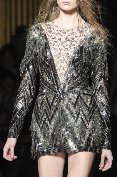 Julien Macdonald Fall 2013 - Details