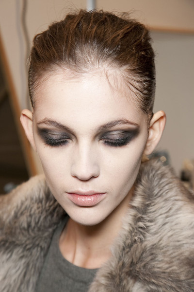 Just Cavalli Fall 2011 - Backstage