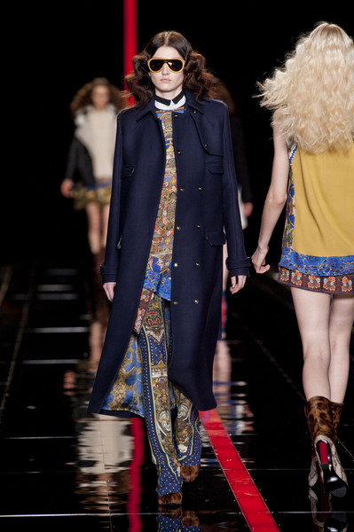 Just Cavalli at Milan Fall 2013