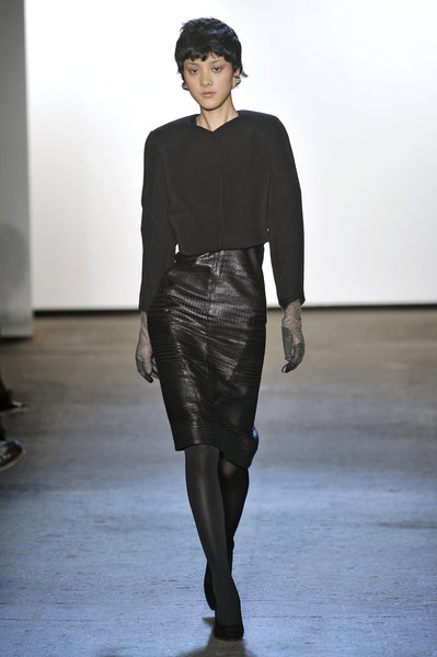 Kai Kühne at New York Fall 2009