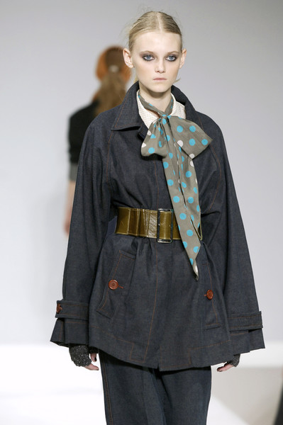 Karen Walker at London Fall 2006