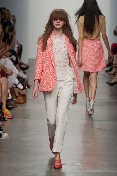 Karen Walker at New York Spring 2013