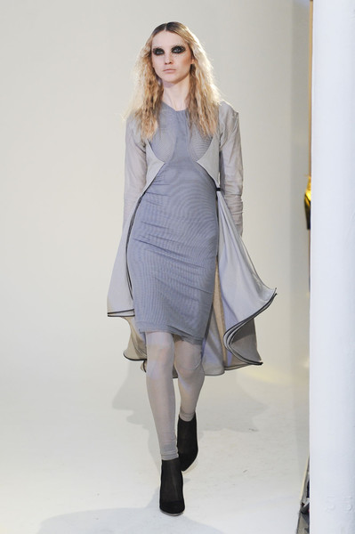 Katie Gallagher at New York Fall 2011