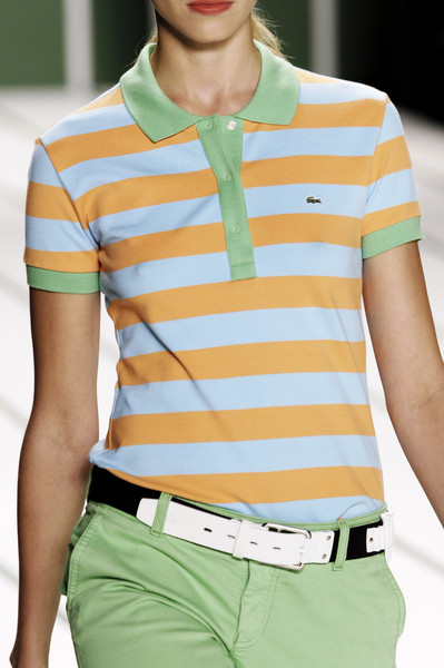 Lacoste at New York Spring 2006 (Details)