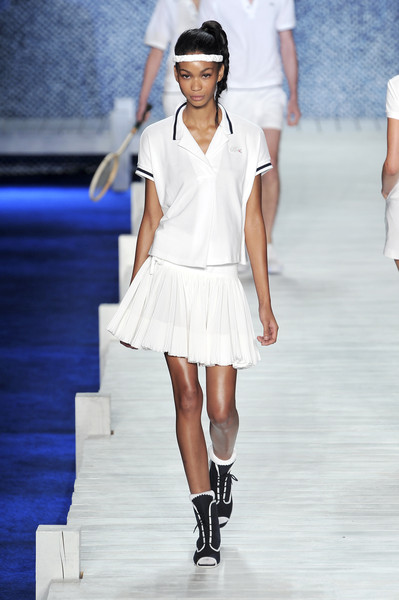 Lacoste at New York Spring 2010