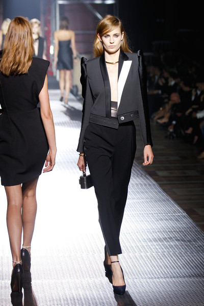 Lanvin at Paris Spring 2013