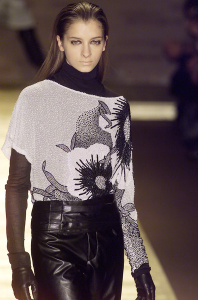 Laura Biagiotti Fall 2001