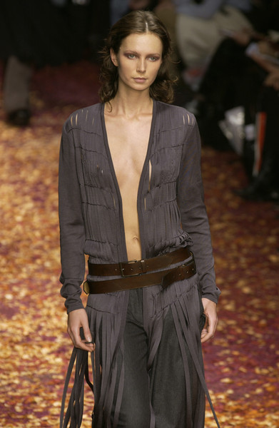 Laura Biagiotti Fall 2002