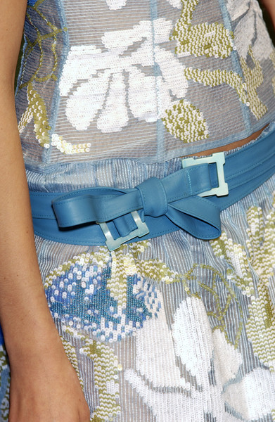 Laura Biagiotti Spring 2004 - Details