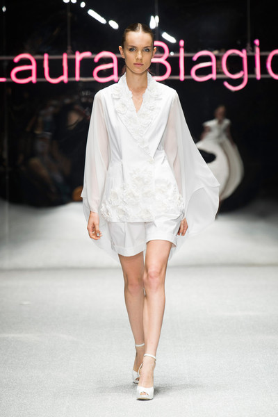 Laura Biagiotti at Milan Spring 2013