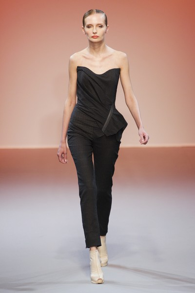 Lefranc-Ferrant at Couture Fall 2010