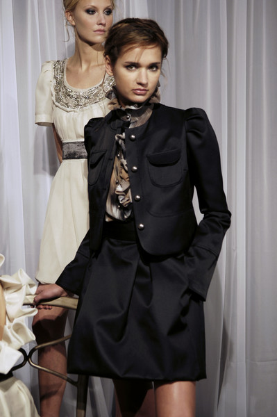 Lela Rose Fall 2006