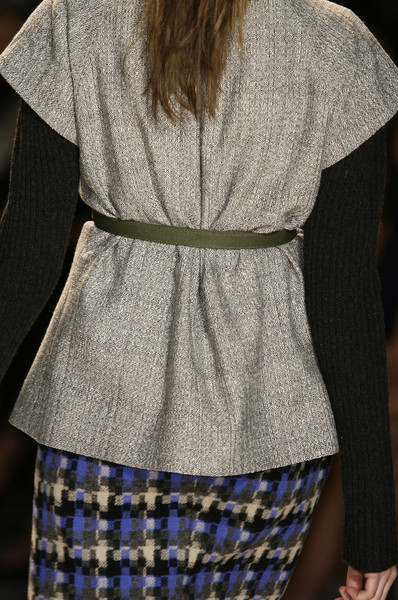 Lela Rose Fall 2009 - Details