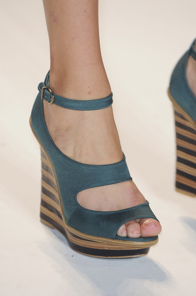 Lela Rose at New York Spring 2011 (Details)