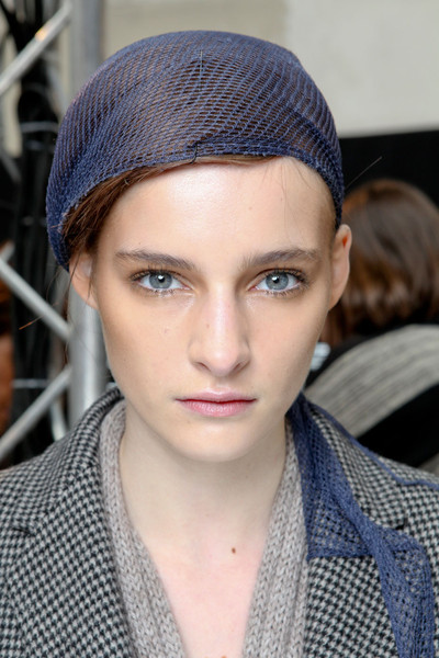 Leonard Fall 2012 - Backstage