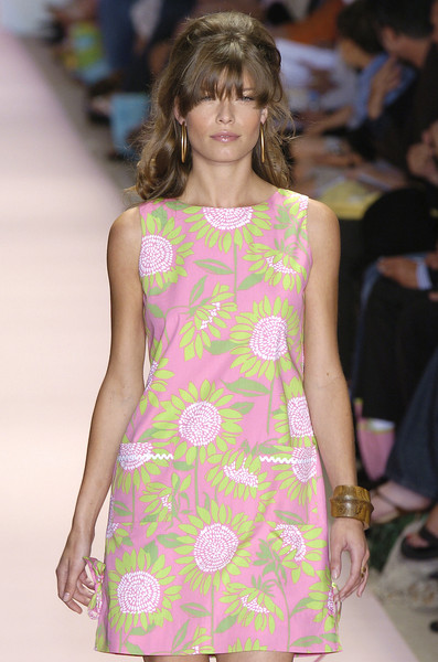 Lilly Pulitzer at New York Spring 2005