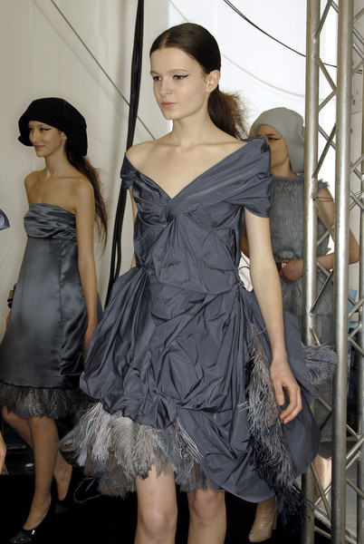 Louis Vuitton Fall 2007 - Backstage