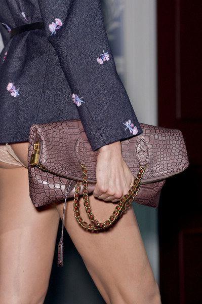 Louis Vuitton Fall 2013 - Details