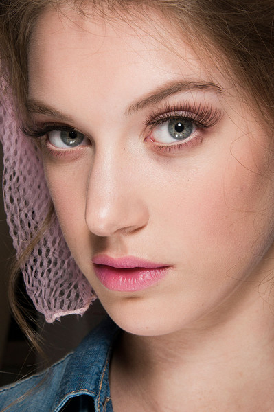 Luisa Beccaria Fall 2012 - Backstage