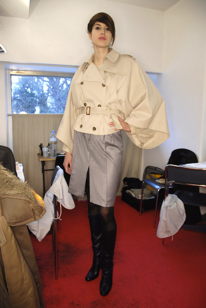 Lutz Fall 2008 - Backstage