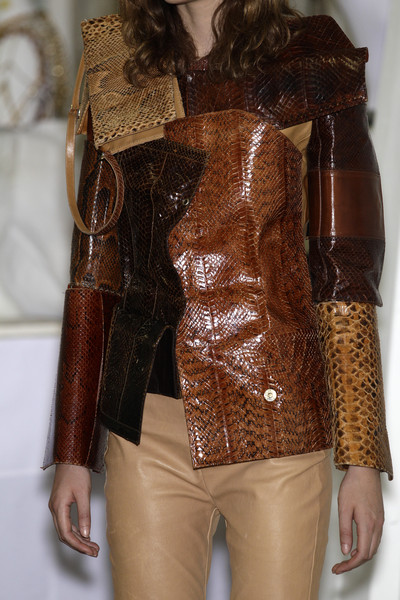 Maison Martin Margiela at Couture Fall 2010 (Details)