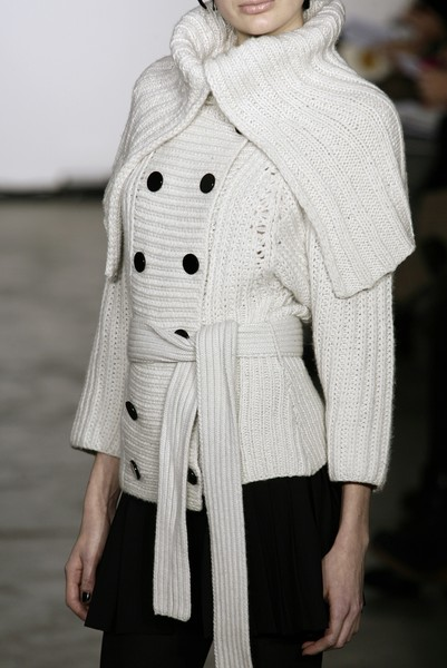 Malandrino at New York Fall 2007 (Details)