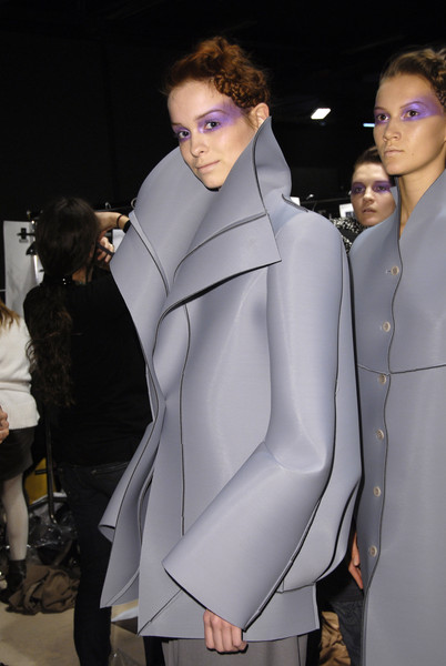 Malloni Fall 2008 - Backstage