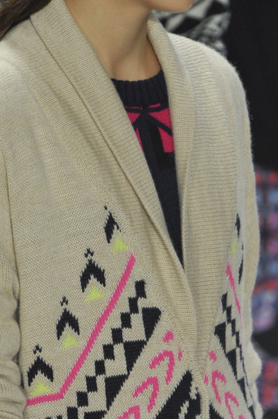 Mara Hoffman at New York Fall 2013 (Details)
