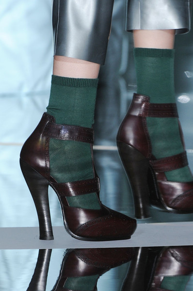 Marc Jacobs Fall 2011 - Details