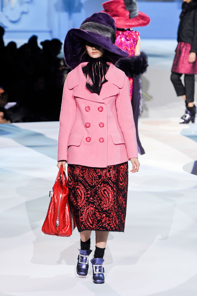 New York Fashion Week Fall 2012, Marc Jacobs